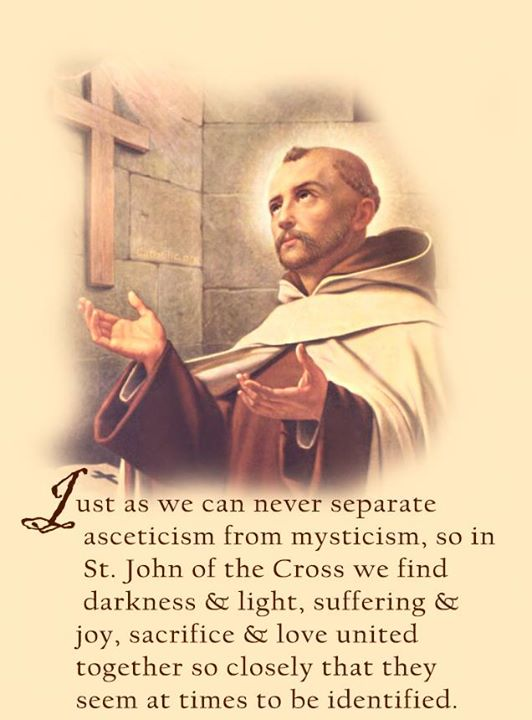 Feast of St John of the Cross