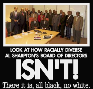 Al Sharpton Board of Directors