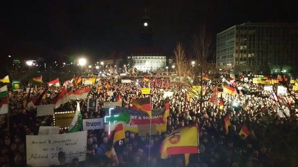Germany Protests