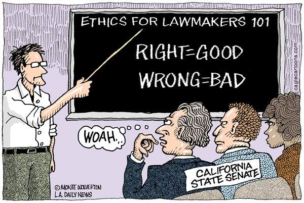 Ethics Lesson