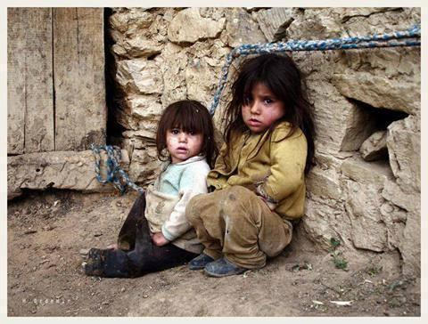 Kurdish Children