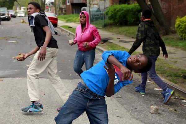 Baltimore Child Thugs