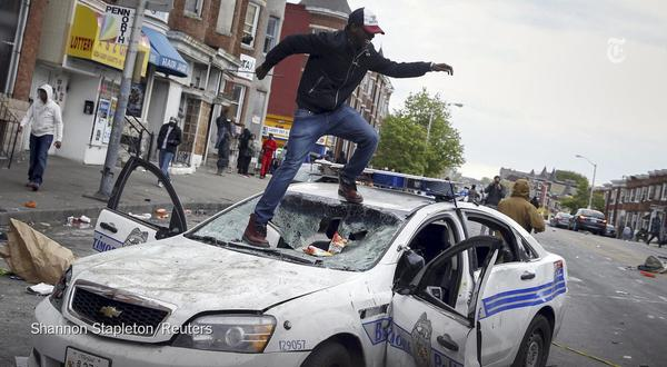 Baltimore PD