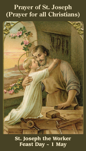 Today Christians Celebrate Feast of St. Joseph the Worker, Patron ...