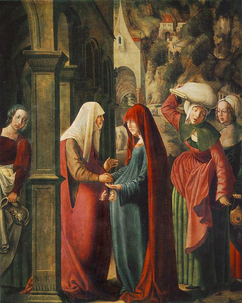 Visitation of Blessed Virgin Mary