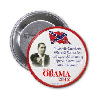 Obama Confederate Flag