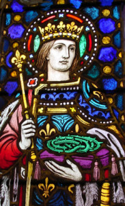 St Louis IX of France