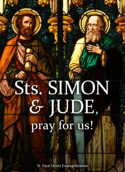 Saint's Simon and Jude