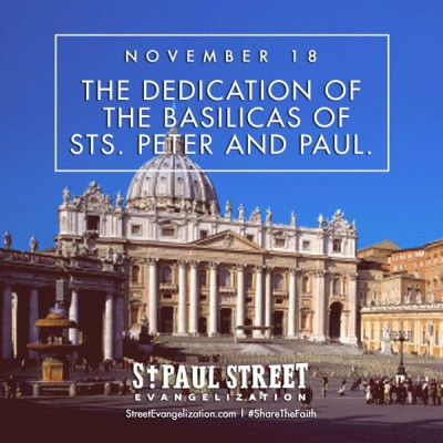 Dedication of Ss Peter and Paul