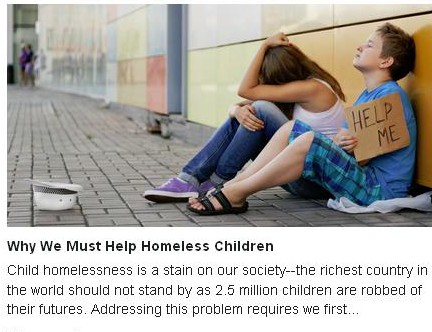 Homeless Children