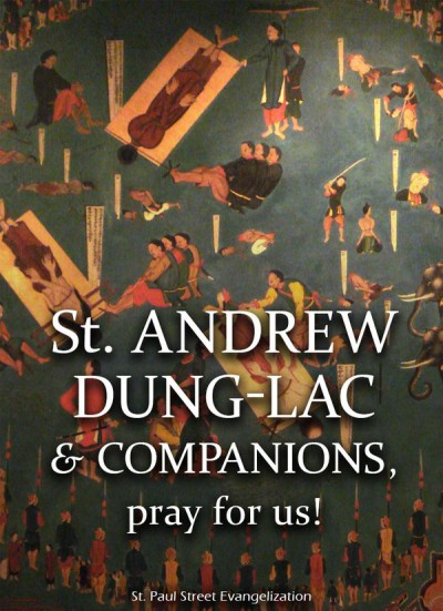 St Andrew Dung-Lac