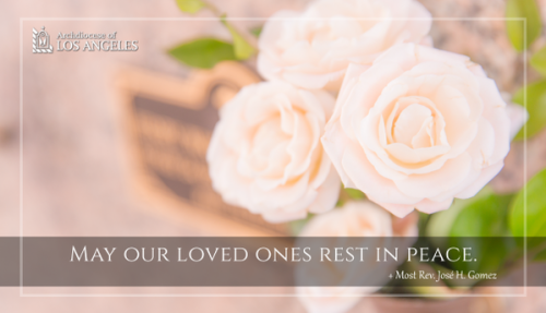 May Our Loved Ones Rest In Peace