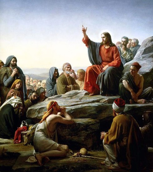 a study of the life and existence of jesus christ