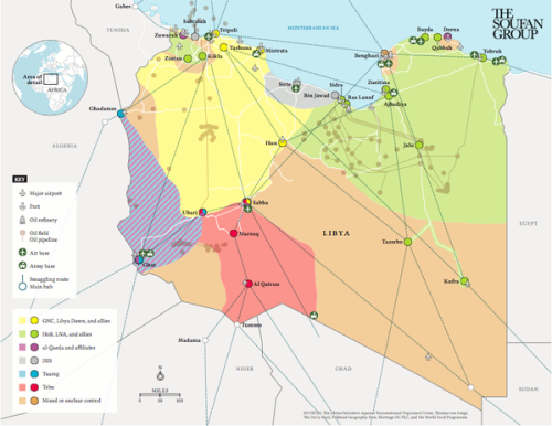 Libya Strategic For ISIS