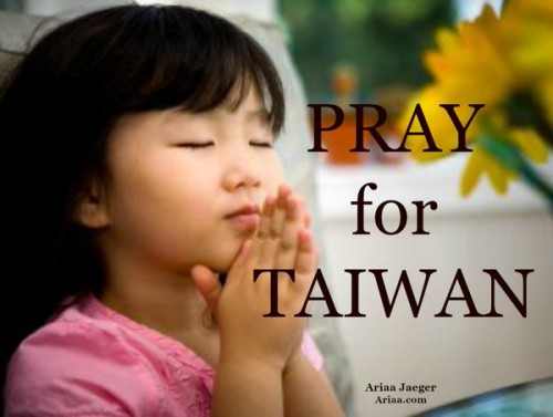 Prayers For Taiwan