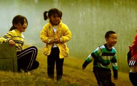 China Left Behind Children