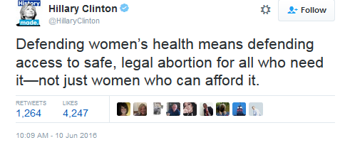Defending Women's Health