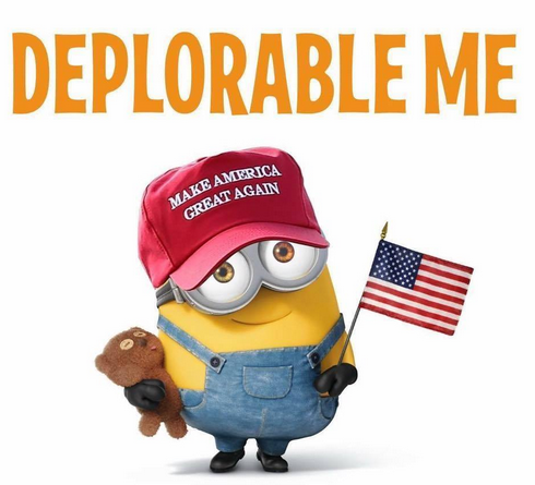 » I'm Proud To Be a Trump Deplorable Cristy Li