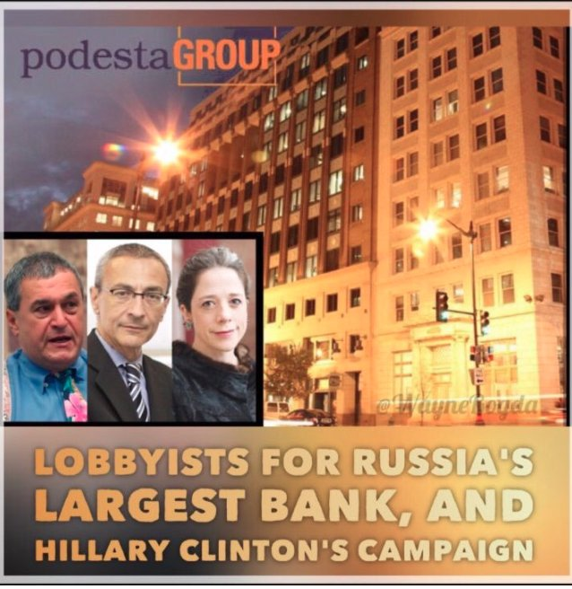 Image result for podesta russian connections
